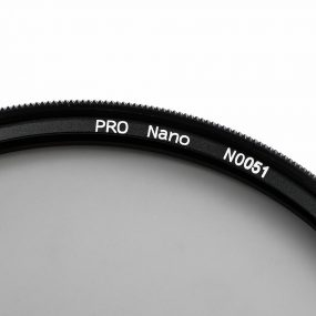 NiSi Filter Circular Polarizer Pro Nano HUC 46mm