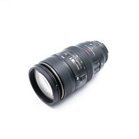 Nikon AF VR Zoom-Nikkor 80-400mm f/4.5-5.6D ED – Käytetty