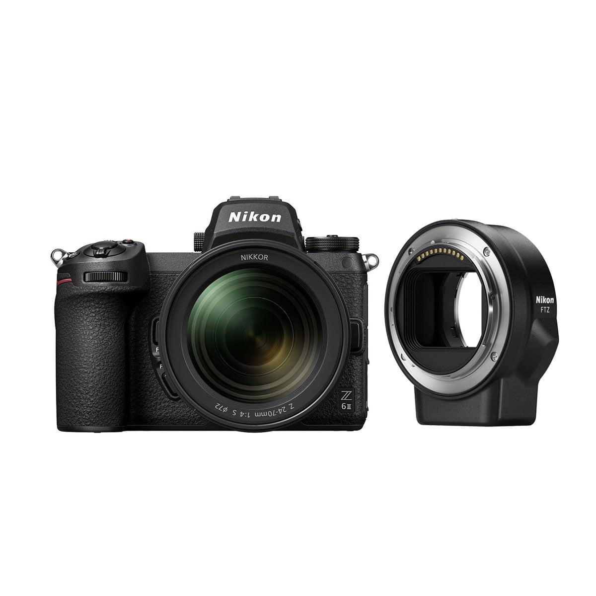 Nikon Z6 II + FTZ + Nikkor Z 24-70mm f/4