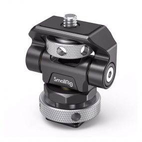 SmallRig Swivel and Tilt Adjustable Monitor Mount Cold Shoe-Mount 2905