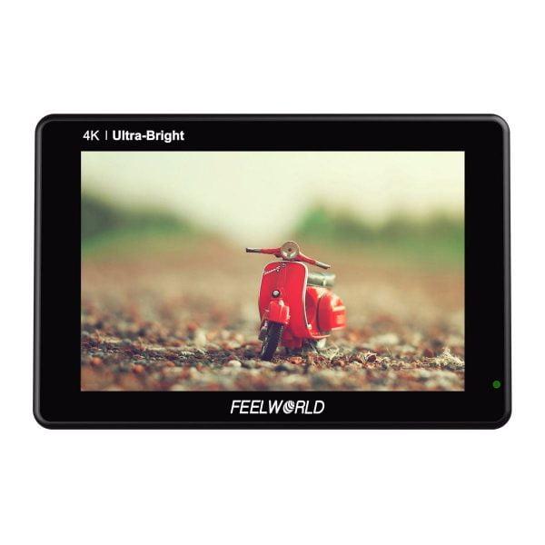 FeelWorld LUT7S 7″ 3D LUT 4K HDMI Monitori