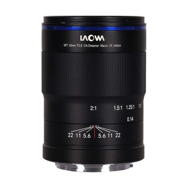 Laowa MFT 50mm f/2.8 2x Ultra Macro APO
