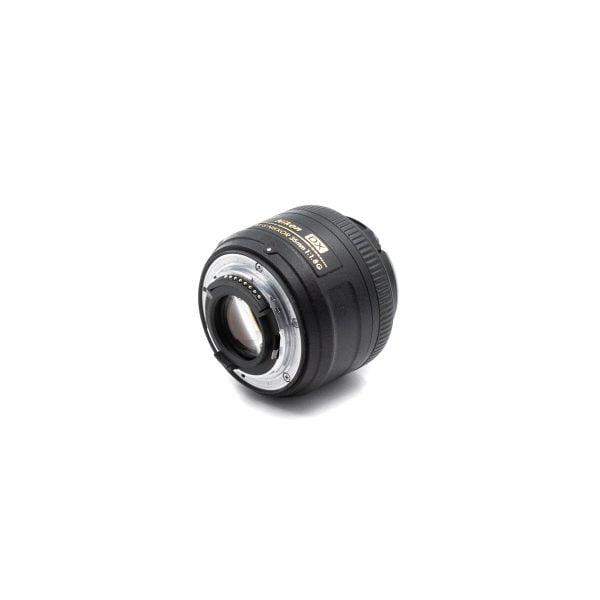 Nikon AF-S Nikkor 35mm f/1.8 G DX – Käytetty