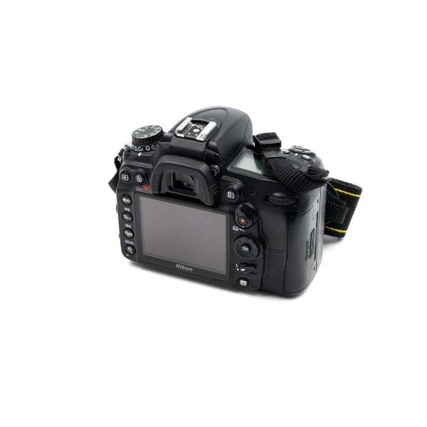 Nikon D7000 (Shuttercount 17900) – Käytetty