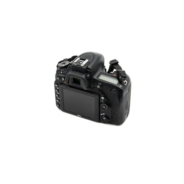 Nikon D750 (Shuttercount 41600) – Käytetty