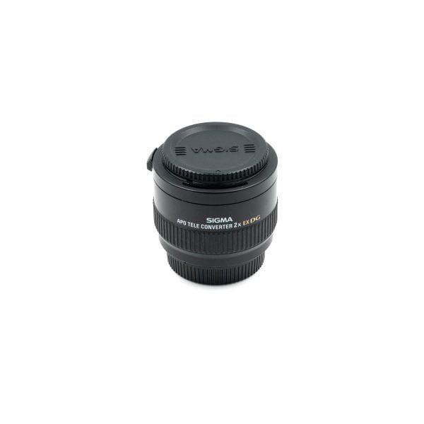 Sigma APO Teleconverter 2x EX DG Nikon (K5 Kunto) – Käytetty