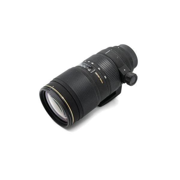 Sigma 70-200mm f/2.8 II APO DG HSM EX Nikon – Käytetty