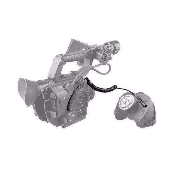 Smallrig 1824 Remote Cable Lanc / Sony FS5 H-grip