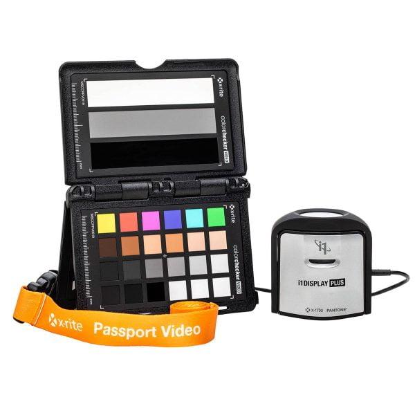 X-Rite i1 Filmmaker kit (Plus / HDR i1Display Pro)