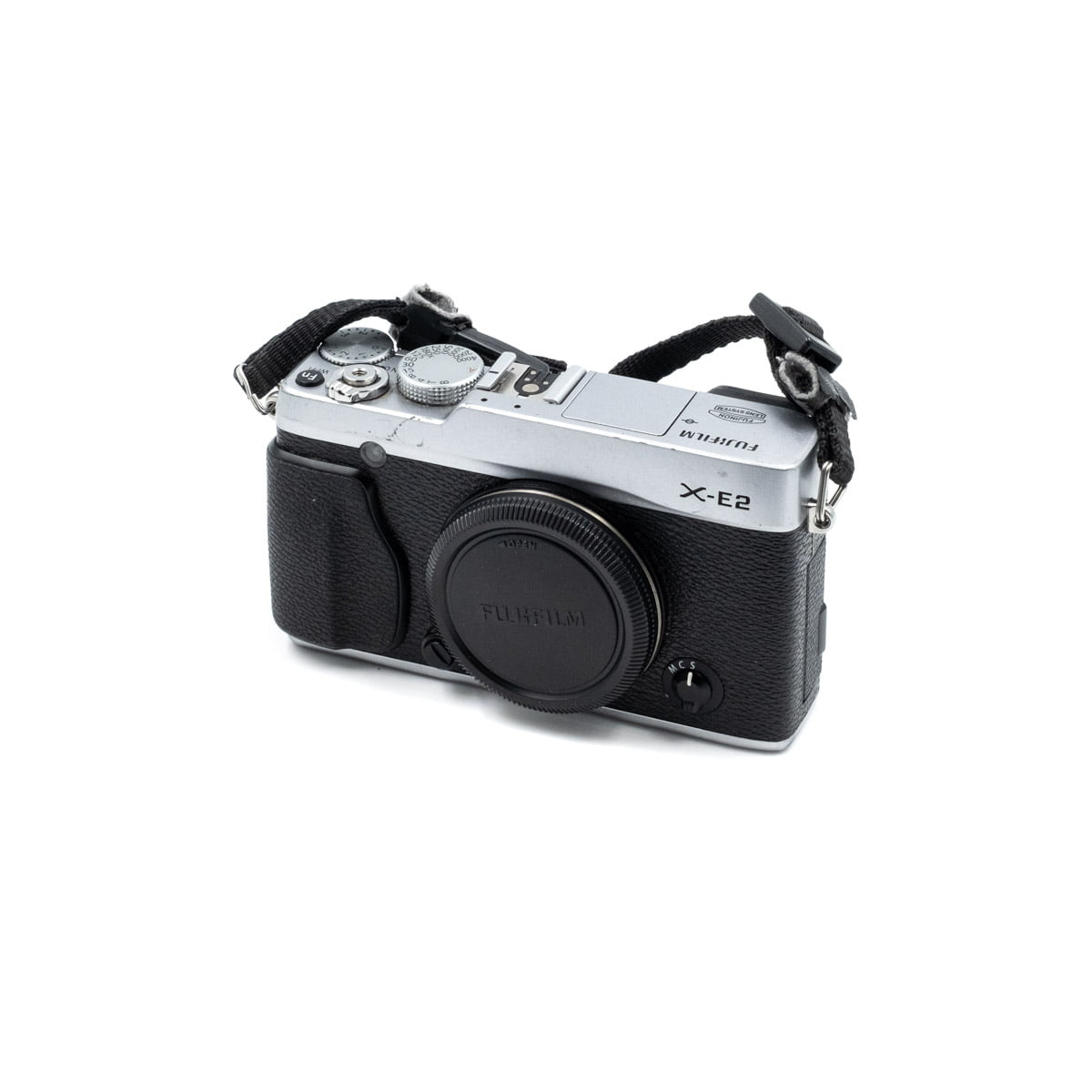 Fujifilm X-E2 – Käytetty