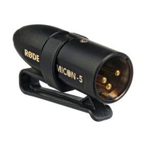 Rode MiCon 5 – Rode MiCon mikrofoneille (XLR)