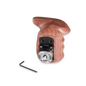 SmallRig Left Side Wooden Grip with Arri Rosette 1891