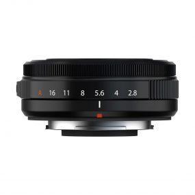Fujifilm Fujinon XF 27mm f/2.8 R WR – Musta