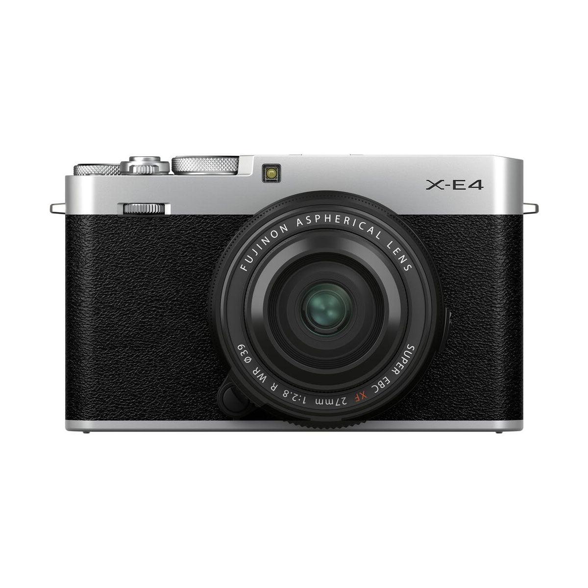 Fujifilm X-E4 + Fujinon 27mm f/2.8 WR – Hopea