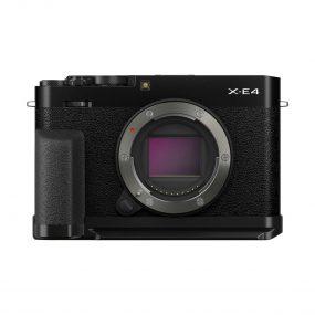Fujifilm X-E4 Accessory Kit – Musta