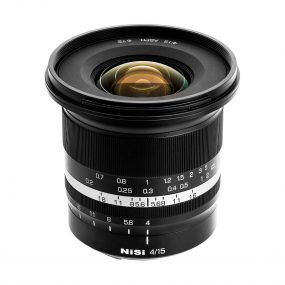 NiSi 15mm – F4 Sony E-Mount