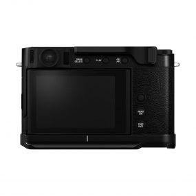 Fujifilm TR-XE4 musta peukalotuki
