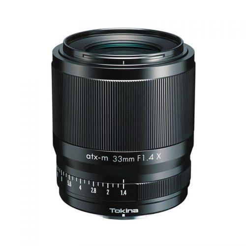 Tokina ATX-M 33mm f/1.4 X – Fujifilm