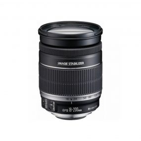 Canon EF-S 18-200mm f/3.5 – 5.6 IS