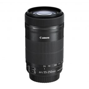 Canon EF-S 55-250mm f/4 – 5.6 IS STM