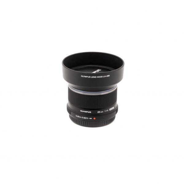 olympus 25mm f1.8 1