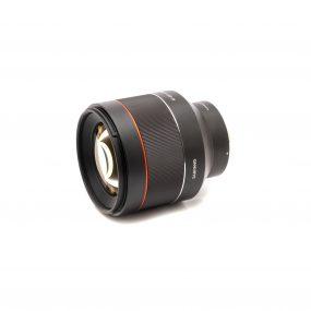 samyang 85mm f1.4 sony 2