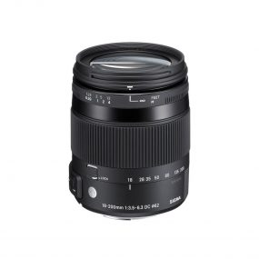 Sigma 18-200mm f/3.5-6.3 DC Macro OS HSM C – Canon EF/EF-S