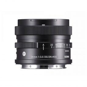 Sigma 24mm F3.5 DG DN C – Sony E/FE