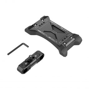 SmallRig 2894 Shoulder Pad Basic with Rod Clamp