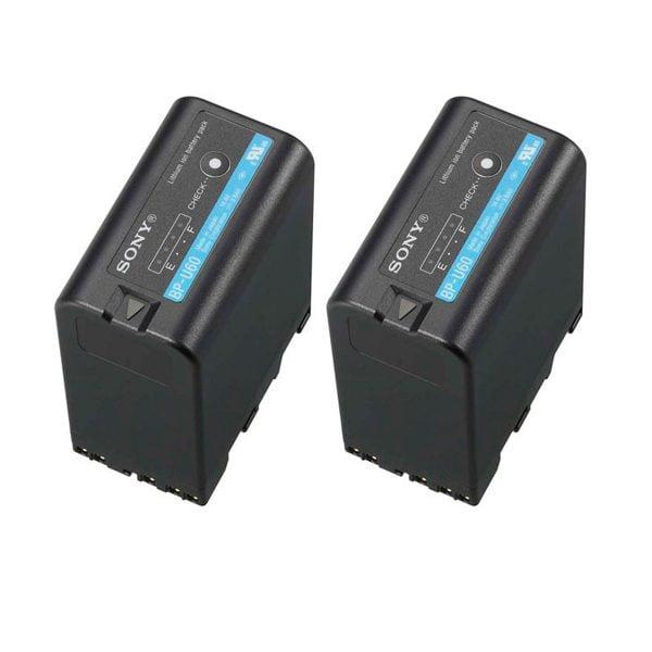Sony BP-U60 Akku 2-pack