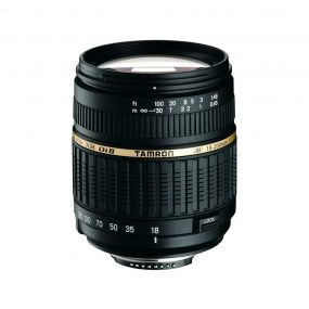 Tamron AF 18-200mm f/3.5 – 6.3 XR LD IF Canon