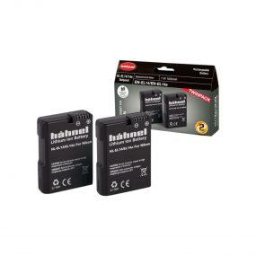 Hähnel HL-EL14 ( Nikon EN-EL14 ) Twin Pack