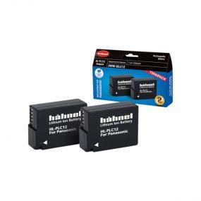 Hähnel HL-PLC12 Twin Pack ( Panasonic DMW-BLC12 )