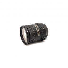 Nikon AF-S Nikkor DX 18-200mm f/3.5 – 5.6 G ED VR II – Käytetty