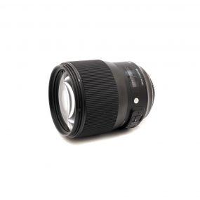 sigma 135mm f1.8 nikon 2