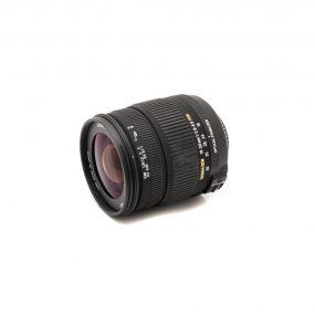 sigma 18 50mm f2.8 4.5 hsm nikon 2