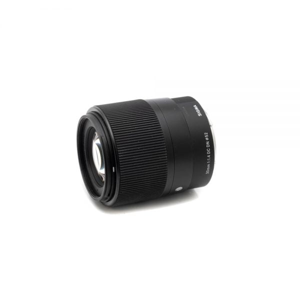 sigma 30mm f1.4 sony 2