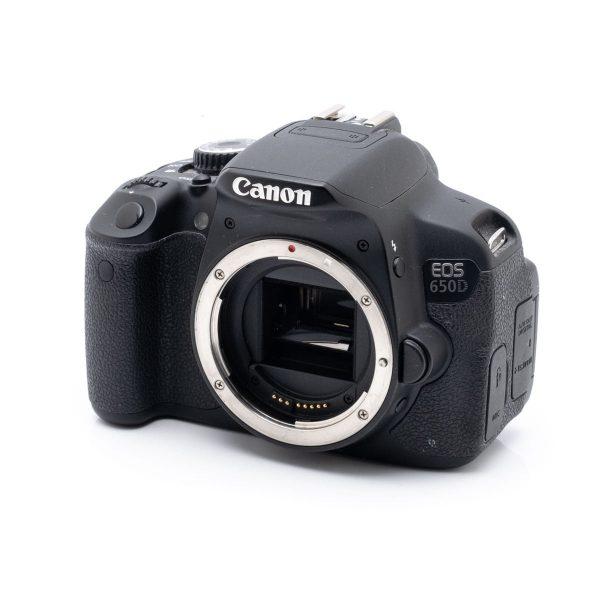 canon eos 650d 2