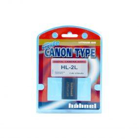 Hähnel HL-2L ( Canon NB-2LH )