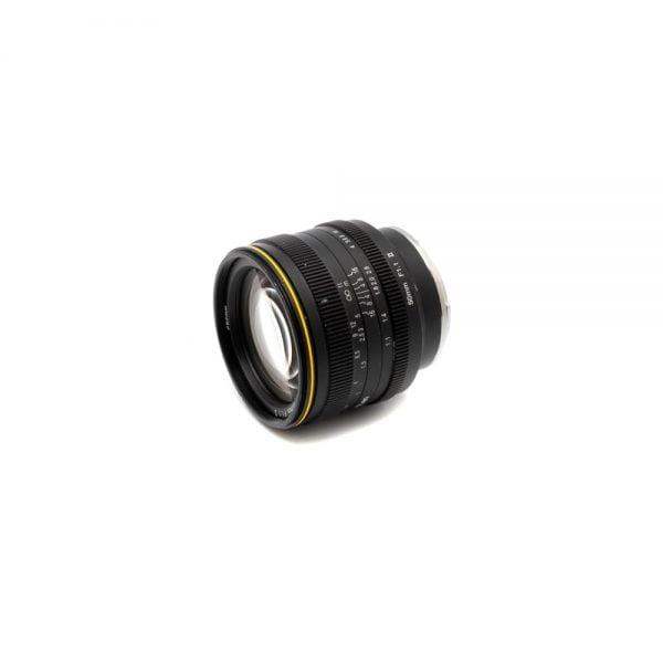 kamlan 50mm f1.1 ii sony 2