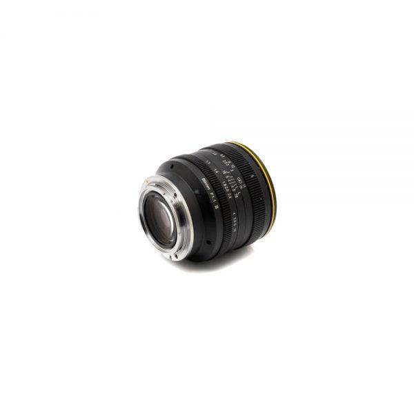 kamlan 50mm f1.1 ii sony 3