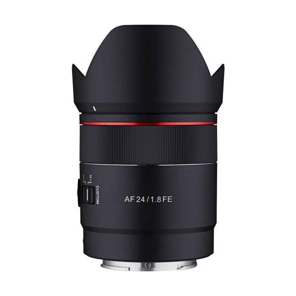 Samyang AF 24mm f/1.8 – Sony E