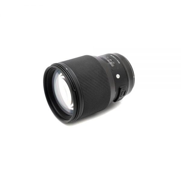 sigma 85mm f1.4 canon 2