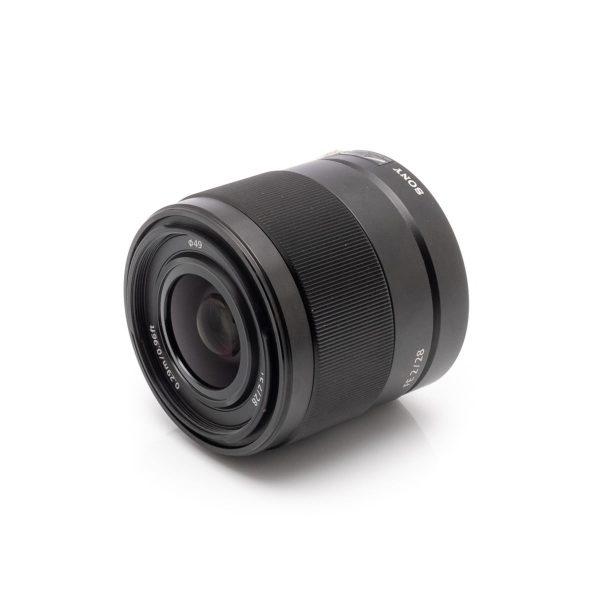 Sony FE 28mm f/2 – Käytetty
