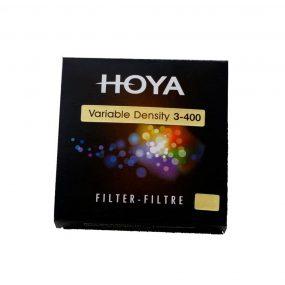 Hoya Variable ND3-400 -suodin 52mm