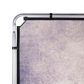 Lastolite EzyFrame Vintage Background 2 x 2.3m Smoke