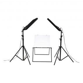 Nanlite Compac 100 -LED paneelit ( 2 kit )