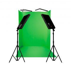 Nanlite Compac 100 ( 4x + Green Screen kit )