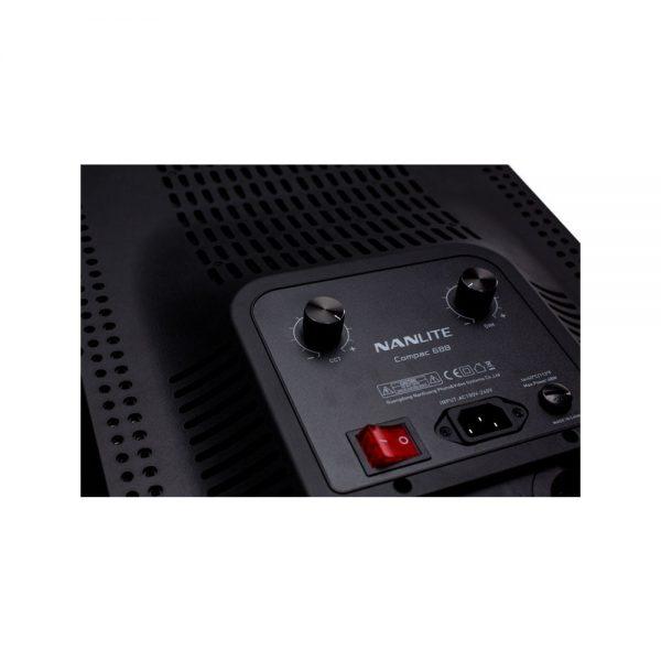 Nanlite Compac 68B – LED paneeli