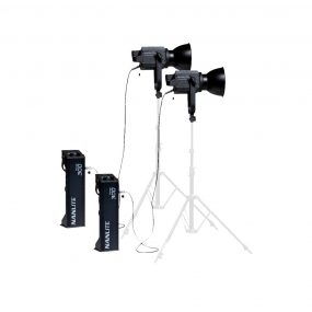 NANLITE Forza 300 2 Light kit